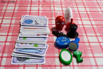 materiale di gioco - Fantascatti 3